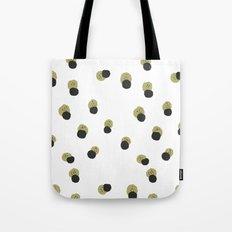 blots abstract minimal pattern Tote Bag