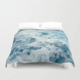 Sea Swirl Duvet Cover