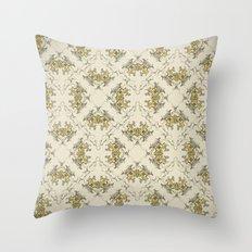 My Own Wallpaper Throw Pillow
