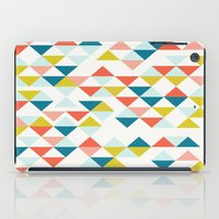 colombia iPad Cases featuring Colombia by Menina Lisboa