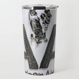 045: American Airlines - 100 Hoopies Travel Mug
