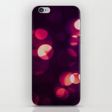 Glowing II iPhone & iPod Skin