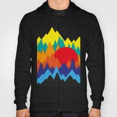 Landscape 7 (colourful!) Hoody