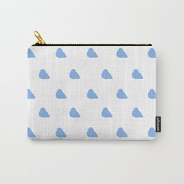 Little Birds of Blue Carry-All Pouch
