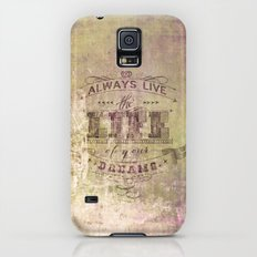 live life Slim Case Galaxy S5