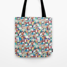 Dogcity Tote Bag