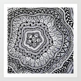 Doodle1 Art Print