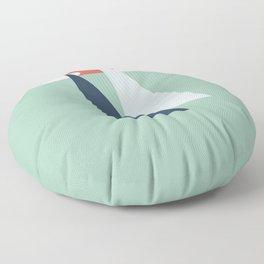 Regatta pastel Floor Pillow