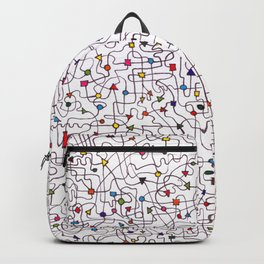 The Brain Number Three Backpack