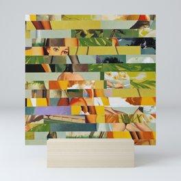 Don't Entirely Trust the Gardener (Provenance Series) Mini Art Print