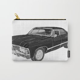 '67 Chevy Impala (w/o background) Carry-All Pouch