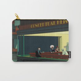 Conceptual Heist Chapter 2 Cover Carry-All Pouch