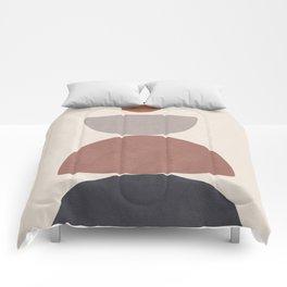 Balancing Elements III Comforters