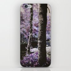 Violet Autumn  iPhone & iPod Skin