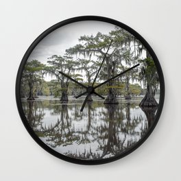 Tallest To Shortest Wall Clock