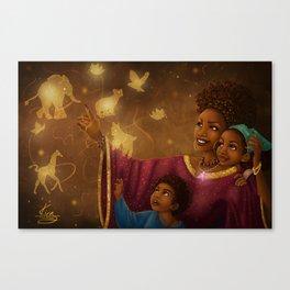 This is Magic Canvas Print