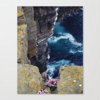 vertigo Canvas Prints featuring Vertigo by Steve Watson