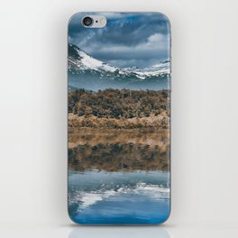 Snow Peaks iPhone Skin