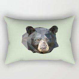 LP Bear Rectangular Pillow