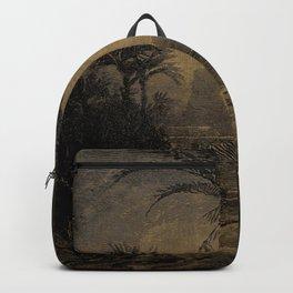 DARK PARADISE Backpack