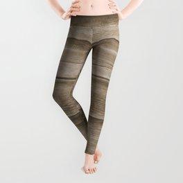 Natural Wood Leggings