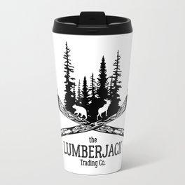 The Lumberjack Trading Co Travel Mug