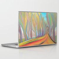 infinity Laptop & iPad Skins featuring infinity by Loosso