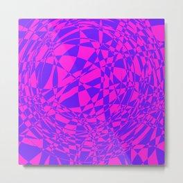 arcs, abstract 3.2 Metal Print