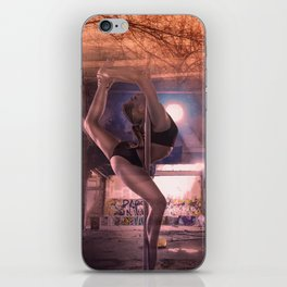 Unexplained lost space iPhone Skin