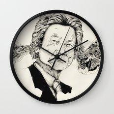 Mr. Junichiro Koizumi  Wall Clock