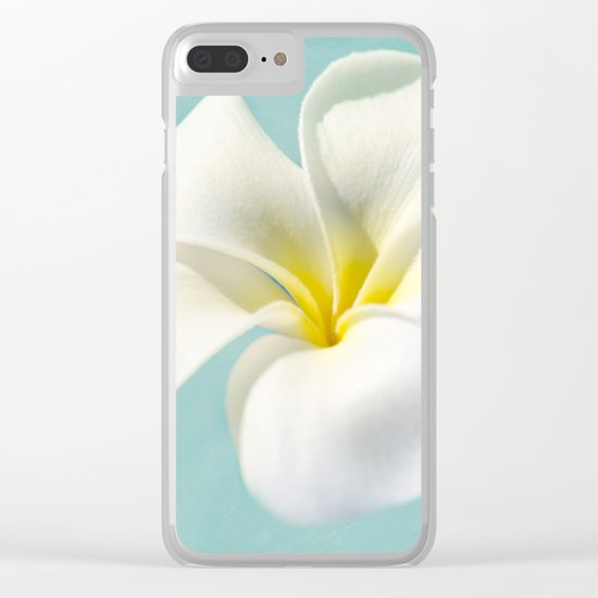 my hope carries me . . . Clear iPhone Case
