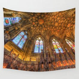 The Thistle Chapel St Giles Cathedral Edinburgh Wall Tapestry