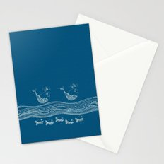 Swimtangle Stationery Cards