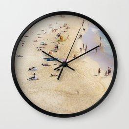 Bondi Dreams Wall Clock