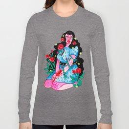 Inner Rose Long Sleeve T-shirt