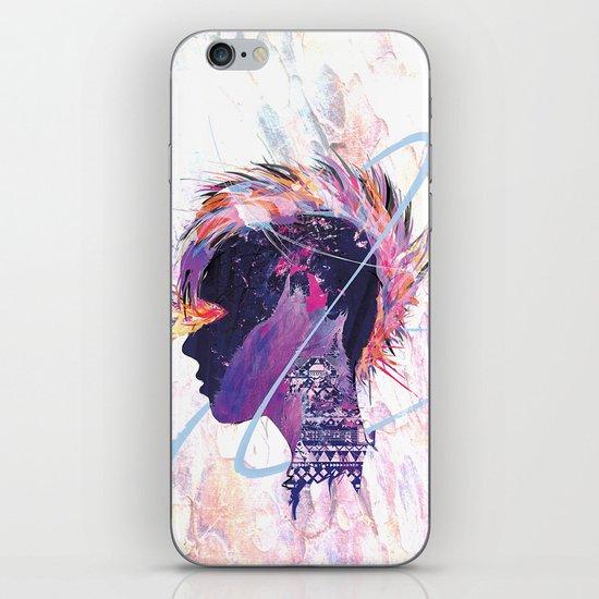 Howling iPhone & iPod Skin