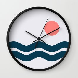 Nautical 06 No.2 Wall Clock