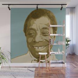 James Baldwin Wall Mural