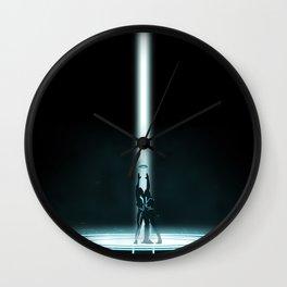 TRON PORTAL Wall Clock
