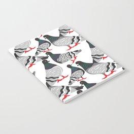 Pigeon Power Notebook