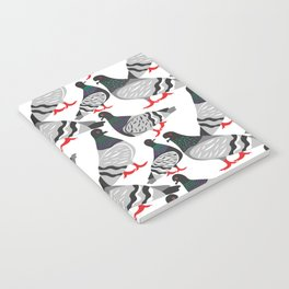 Pigeon Power Notebook