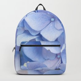 Blue Hydrangeas #3 #decor #art #society6 Backpack