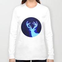 dear Long Sleeve T-shirts featuring DEar  by Nancy Woland