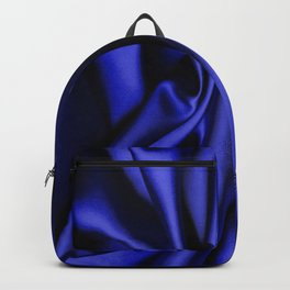 Beautiful Blue Christmas Backpack