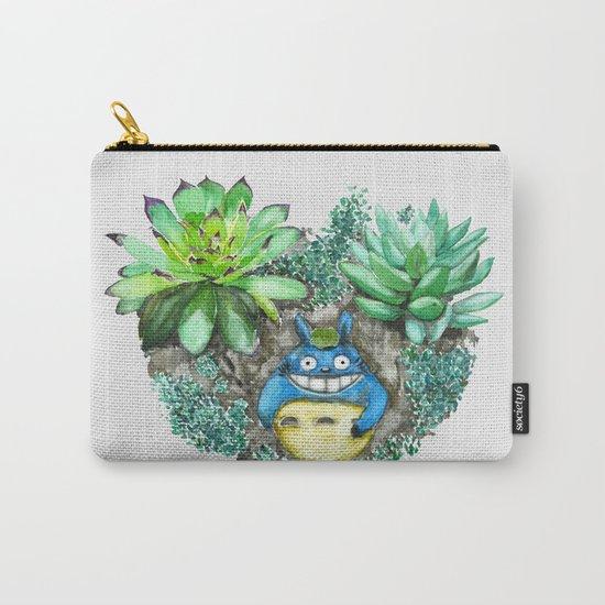 succulent plant set Carry-All Pouch