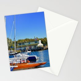 Relax at the Lake Stationery Cards