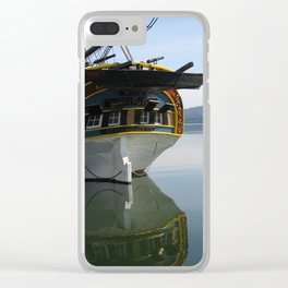 Lady Washington Tall Ship....... Clear iPhone Case