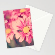 Pink Retro  Stationery Cards