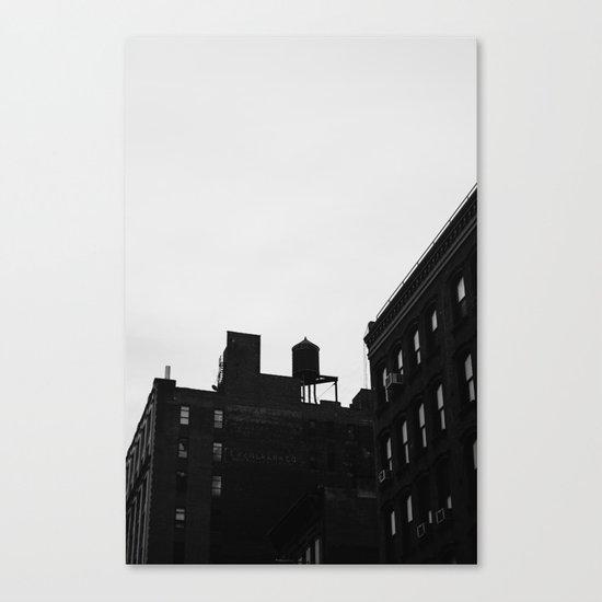Chelsea Architecture II Canvas Print