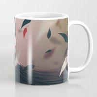 pocahontas Mugs featuring Pocahontas by Seventy Two Studio